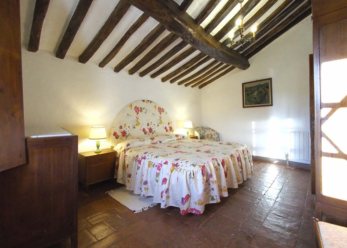 Casa da Guardia: spacious and very bright villa in Tuscany in Chianti. Italy