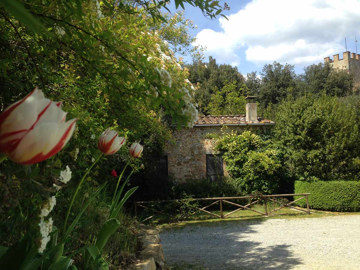 La Scuola External Photo - Tuscany vacation rentals by owner