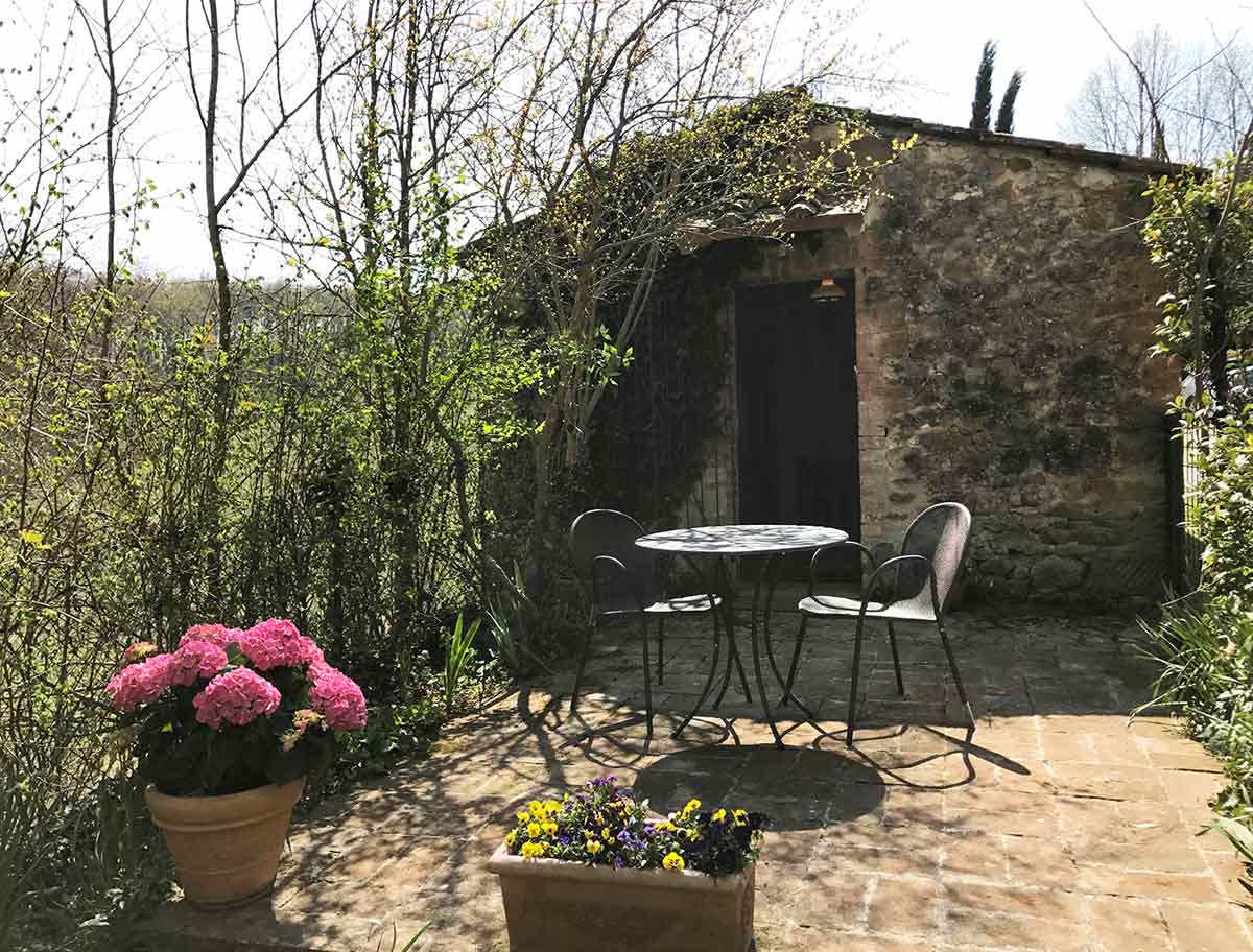 La Voliera: beautiful exterior - tuscany villa holiday