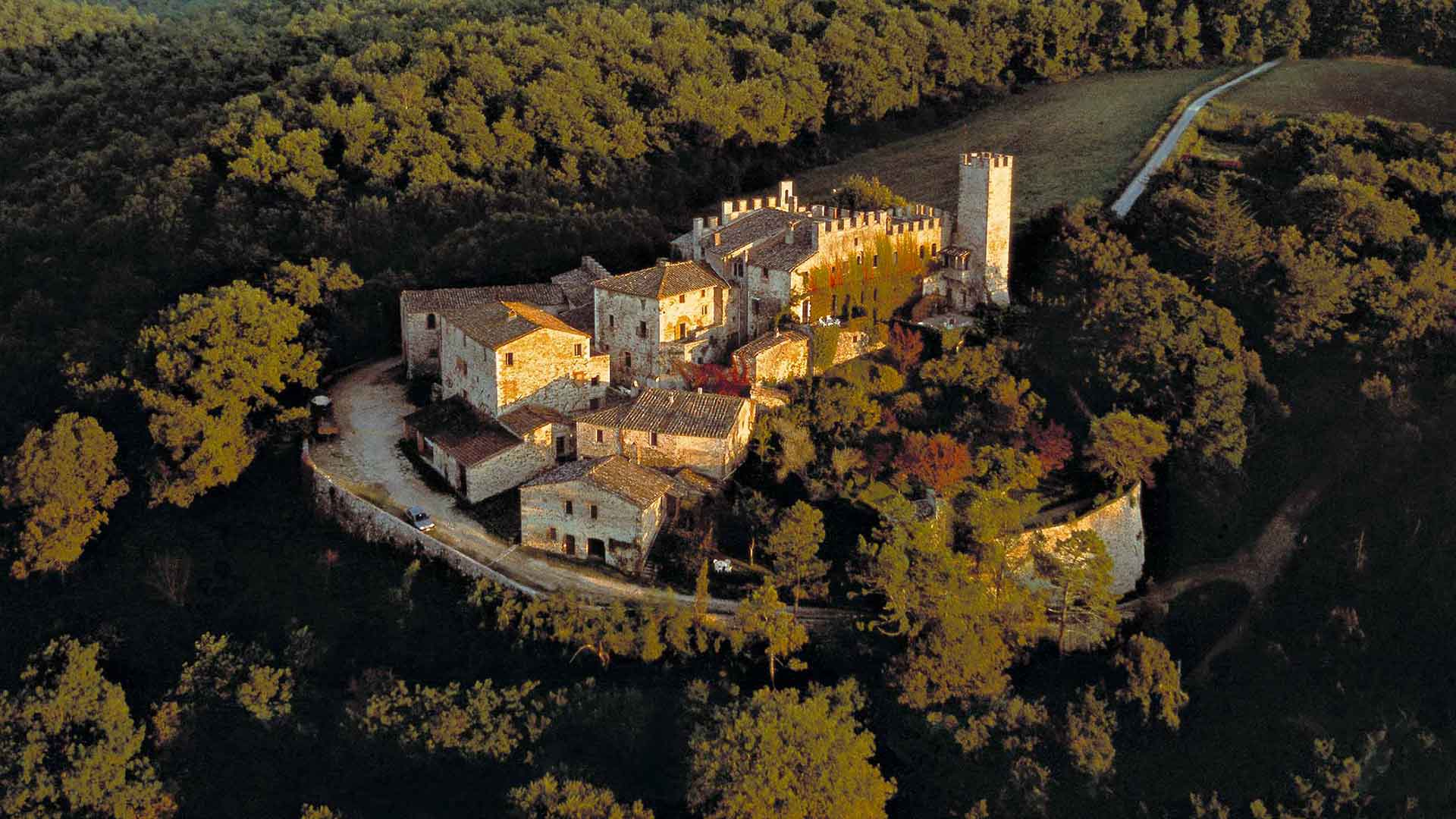 Montalto Castle: tuscany villas for rent